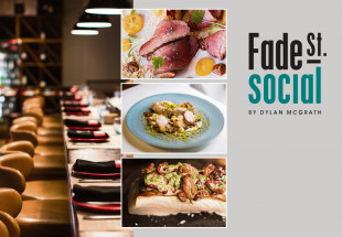 Dinner for 2 at Fade St Social