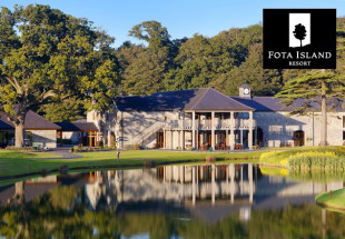 2 night stay at the 5* Fota Island Resort