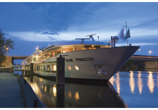 4 Star River Seine Valley Cruise for two people