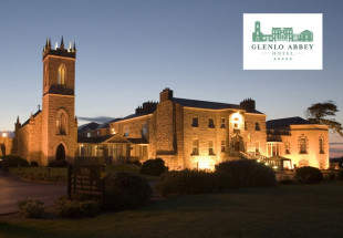 2 night stay at Glenlo Abbey Hotel, Galway