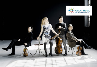 Pavel Haas Quartet June 10th RCPI,  6 Kildare St