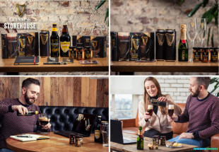 Guinness Storehouse Experience