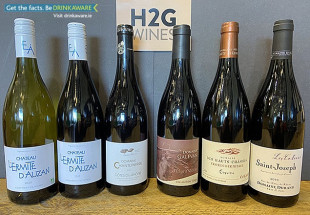 Wine your way down the Rhone. With h2gwines.ie