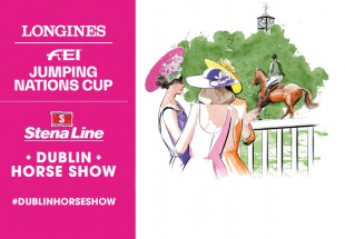 Ladies' Day at Dublin Horse Show