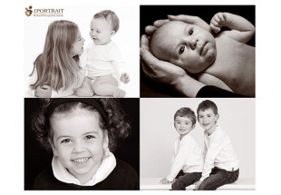 Portrait Session at 1PORTRAIT Studio