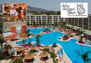 4* TORREMOLINOS Holiday with John Galligan