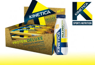 Kinetica Sports Nutrition On The Go Protein Pack