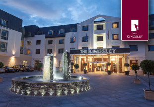 Two night stay at the Kingsley, Cork