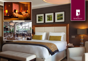 Enjoy two nights at The Kingsley Hotel
