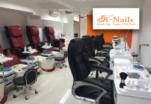 Manicure / Pedicure at KNails, Capel St, D1