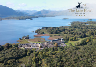 2 nights B&B + dinner for 2 at the Lake Hotel
