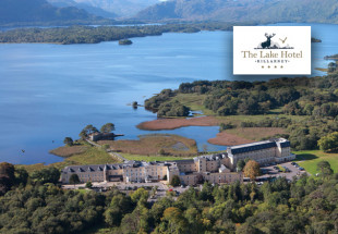 2 night stay at The Lake Hotel, Killarney