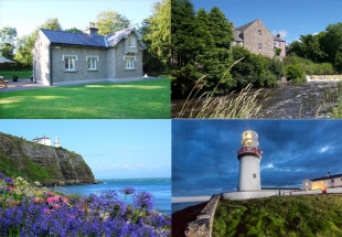 €350 voucher for the Irish Landmark Trust.