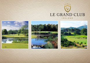 3 game golf pass - €125