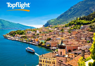 Lake Garda & Venice for two, with Topflight