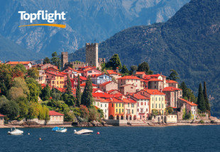 Escape to Lake Garda with Topflight