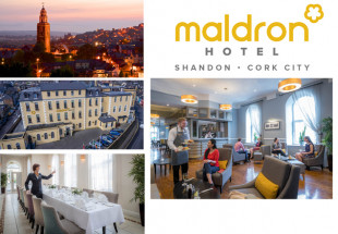 Madron Hotel, Shandon, Cork City 2 night stay