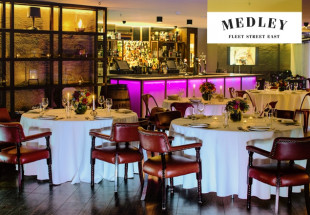 6 Course Tasting Menu in Medley