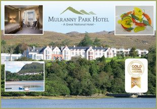2 Nights B&B & 1 Dinner in Mulranny Park