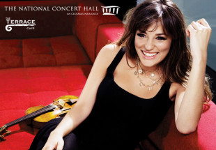 Acclaimed violinist Nicola Benedetti in concert