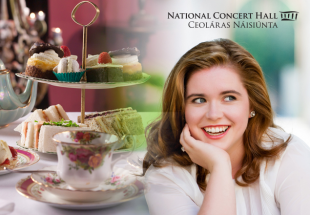 Ticket to Tara Erraught with Afternoon Tea