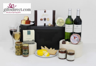 Christmas Hamper from Giftsdirect.ie