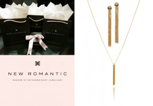Jewellery set from New Romantic