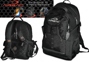 Airbac BackPack - Heavy backpack solution!