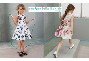 A €60 shopping spree at serendipitykids boutique
