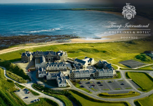 Two nights B&B at Trump Doonbeg, Clare