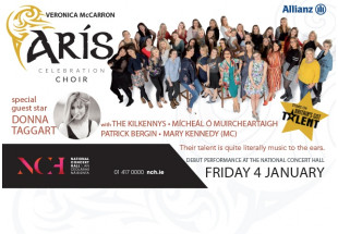 Aris Celebration Choir Single Ticket