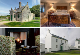 €350 voucher for the Irish Landmark Trust