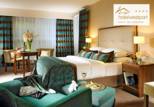 3 night stay with dinner at Hotel Westport