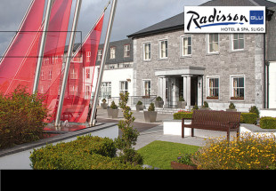 1 night stay at Radisson Blu, Sligo