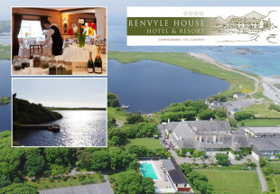 4 night stay with Dinner in Renvyle House