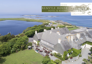 Enjoy two nights B&B at Renvyle House