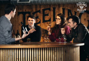 Teeling Whiskey Distillery tour and tasting