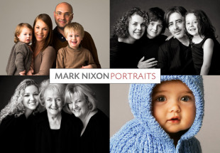 A family portrait by Mark Nixon