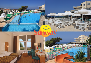Enjoy a four star escape for two in Kusadasi