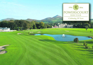Golf, lunch & Buggy at Powerscort Golf Club