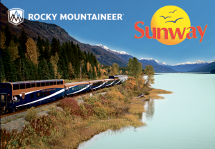 Sunway 8 Day tour of the Rockies April 2019
