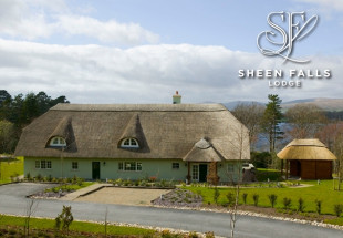 Two night stay at a Sheen Falls Lodge villa