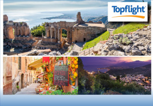 7 night holiday in Sicily with Topflight