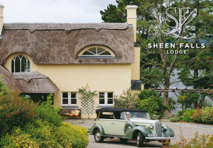 Two night break at a Sheen Falls Lodge cottage