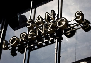 4 course dinner for two at San Lorenzo's