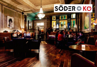 Dinner for 2 at SÖDER+KO