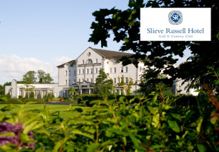2 night weekend stay at Slieve Russell Hotel