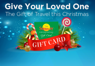 €200 Sunway Gift Card for €100