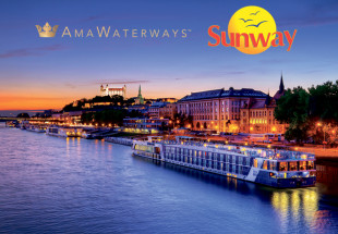 Sunway 7 night luxury river cruise