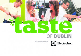 Taste of Dublin, Saturday 14th June